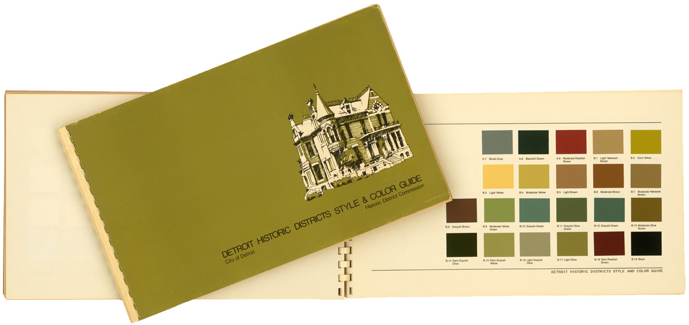 Color Consultations - Winkler & Moss