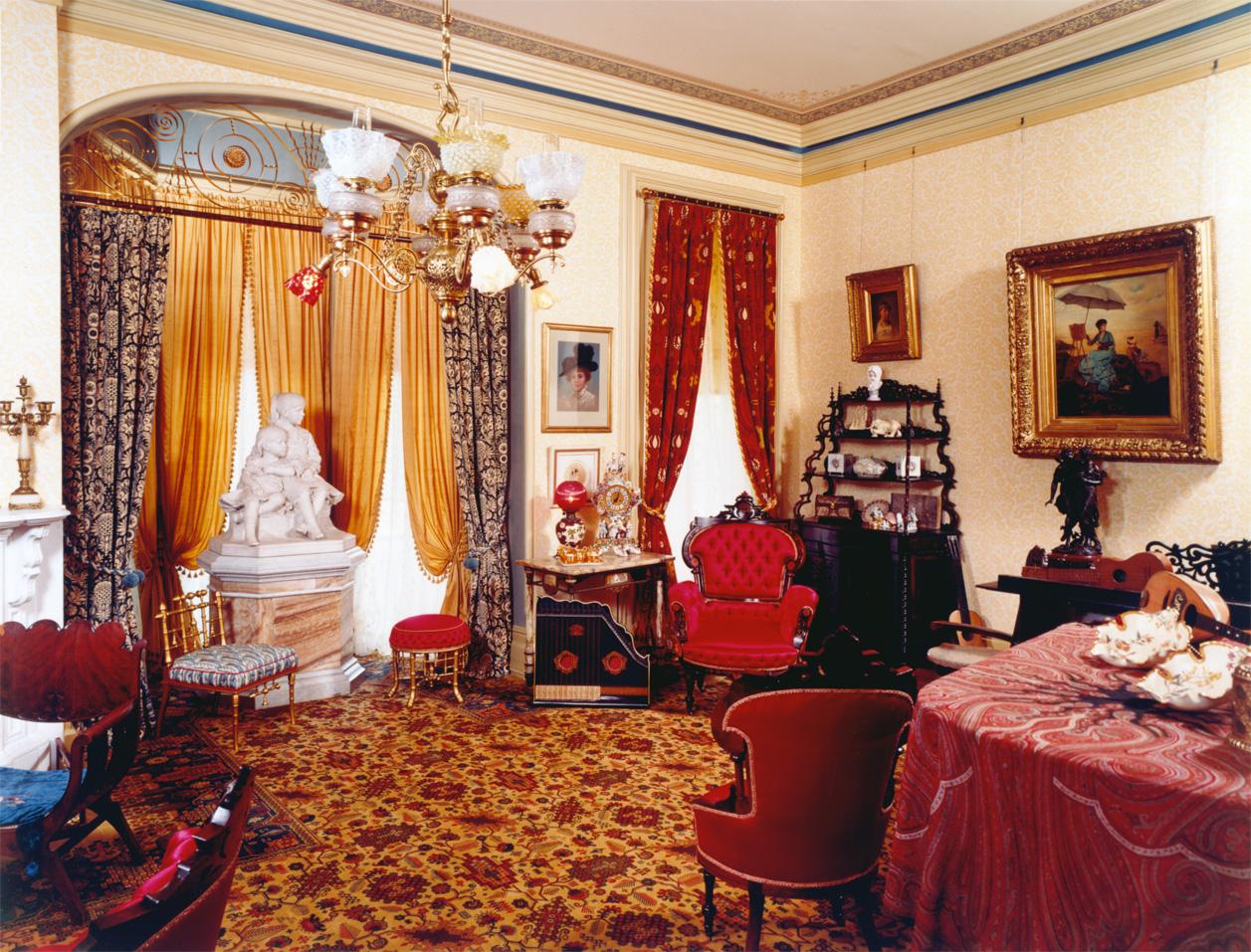 Implementation Of Historic Furnishing Plans